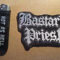 Bastard Priest Logo patch
