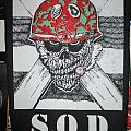 S.O.D. Backpatch