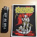 Kreator - Endless Pain patch