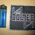 Bölzer logo patch