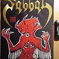 Sabbat - Born by evil blood Backpatch