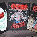 Kreator Backpatches