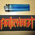 Antichrist Logo Patch