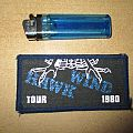 Hawkwind Tour 1980 Patch