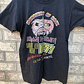 Monsters of rock shirt 1988
