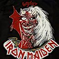 Iron Maiden - Patch - Purgatory Diy backpatch