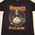 Wednesday 13 shirt