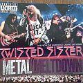 Twisted Sister - Metal Meltdown Tape / Vinyl / CD / Recording etc