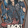 Alice Cooper - Patch - Alice Cooper DIY back patch