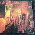 Wasp - Live In The Raw LP Tape / Vinyl / CD / Recording etc