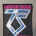 Twisted Sister - You Cant Stop Rock patch