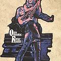 Ozzy / Randy Diy backpatch
