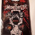 Wednesday 13 pin set