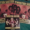 Twisted Sister – I Am (I'm Me) singles Tape / Vinyl / CD / Recording etc