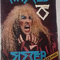 Twisted Sister -  1985 Australian tour programme Other Collectable