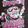 Wednesday 13 Australian 2017 tour shirt