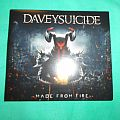 Davey Suicide - Tape / Vinyl / CD / Recording etc - Davey Suicide Made From Fire cd