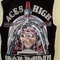 Iron Maiden - Aces High diy  jacket