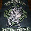 Dropkick Murphys Vest - Diy patches