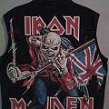 Iron Maiden - Diy vest # 2 Battle Jacket