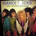 Hanoi Rocks - Self Destruction Blues LP Tape / Vinyl / CD / Recording etc