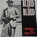 Blood For Blood - Revenge On Society LP - Green vinyl Tape / Vinyl / CD / Recording etc