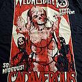 Wednesday 13 Cadaverous shirt