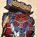 Judas Priest - Defenders Diy back patch