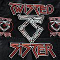 Twisted Sister new patches