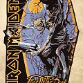 Iron Maiden - Fear Of The Dark DIY backpatch