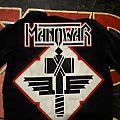 Manowar - Battle Jacket - Manowar jacket DIY backpatch