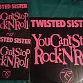 Twisted Sister – You Can't Stop Rock 'N' Roll singles Tape / Vinyl / CD / Recording etc