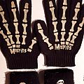 Misfits cloves & wrist bands Other Collectable