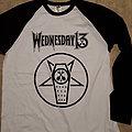 Wednesday 13 longsleeve shirt
