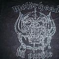 Motörhead - Battle Jacket - Motorhead Jacket in progress.