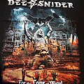 Dee Snider 2019 tour shirt