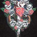 Guns N Roses back patch / shirt cut out