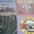 Guns N Roses collection Tape / Vinyl / CD / Recording etc