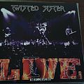 Twisted Sister - Live At Hammersmith Double Lp Tape / Vinyl / CD / Recording etc