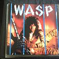W.A.S.P - Inside the electric circus Tape / Vinyl / CD / Recording etc