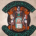 Hardcore Superstar Diy backpatch