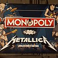 Metallica - Colectors edition Monopoly game Other Collectable