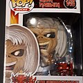 Iron Maiden - Number of the beast Eddie pop vinyl figure Other Collectable