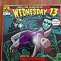 Wednesday 13 - Necrophaze Lp - Green splatter vinyl Tape / Vinyl / CD / Recording etc