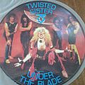 Twisted Sister - Under The Blade picture disc Tape / Vinyl / CD / Recording etc