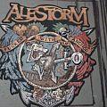 Alestorm - Patch - Alestorm Diy backpatch