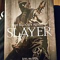 Slayer  the bloody reign book  Other Collectable