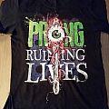 Prong tour shirt