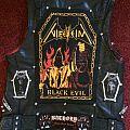 Battle Vest black Leather 2 Battle Jacket