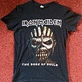 Iron Maiden -The Book of Souls- Shirt